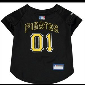 Authentic Doggy MLB Pittsburgh Pirates Jersey